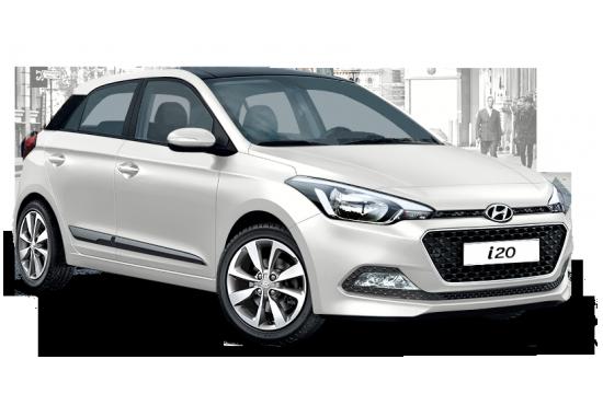 New Hyundai i20 (Auto)