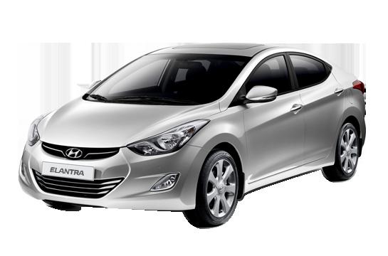 Hyundai Elantra (Auto)